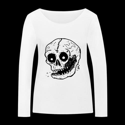 Death Crush - Ekologisk långärmad T-shirt dam från Stanley & Stella