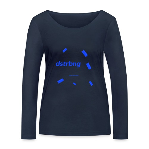 stay hydrated - Women's Organic Longsleeve Shirt by Stanley & Stella