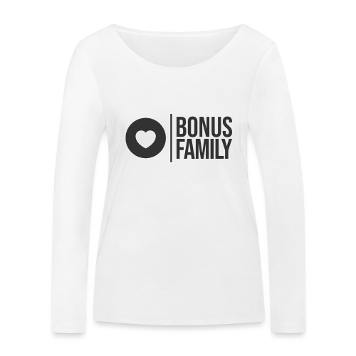 Bonus Family Design and Marketplace - Stanley & Stellan naisten pitkähihainen luomupaita