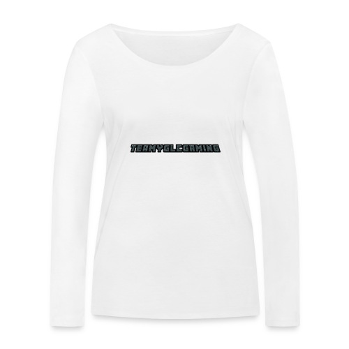 T-shirt Teamyglcgaming - Women's Organic Longsleeve Shirt by Stanley & Stella