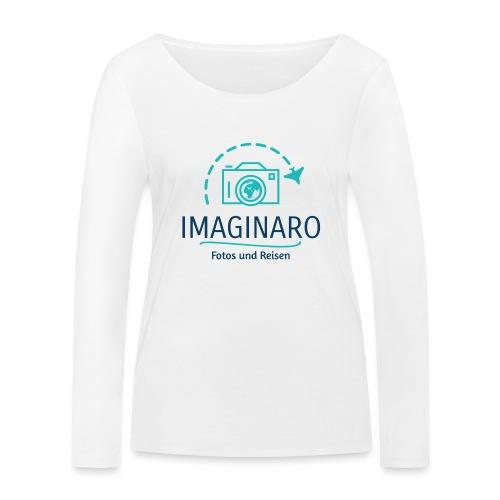 IMAGINARO | Fotos und Reisen - Frauen Bio-Langarmshirt von Stanley & Stella
