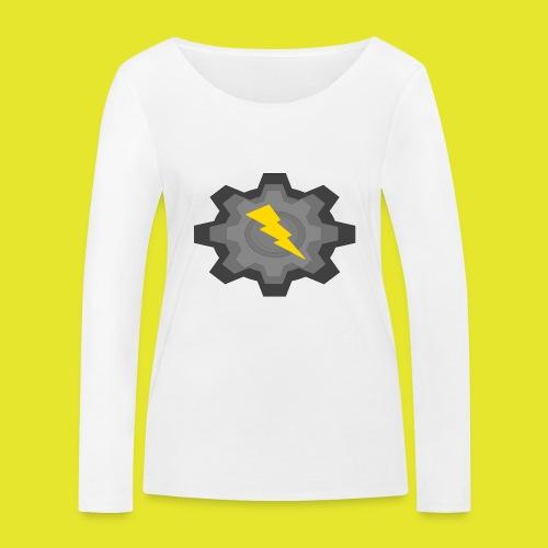 kugg - Ekologisk långärmad T-shirt dam från Stanley & Stella