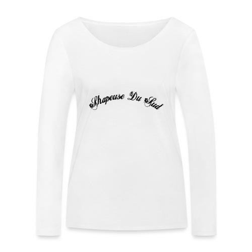 bitmap png - T-shirt manches longues bio Stanley & Stella Femme