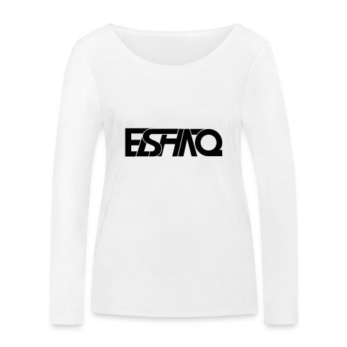 elshaq black - Women's Organic Longsleeve Shirt by Stanley & Stella