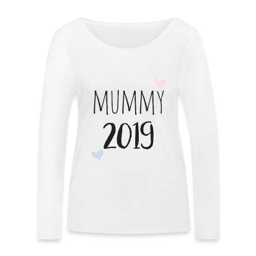 Mummy 2019 - Frauen Bio-Langarmshirt von Stanley & Stella