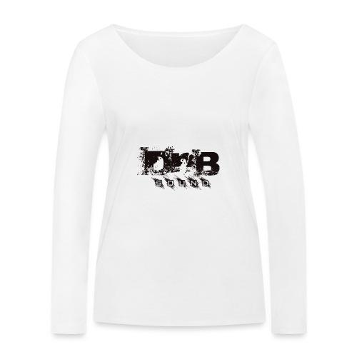 DNB Sound - Maglietta a manica lunga ecologica da donna di Stanley & Stella