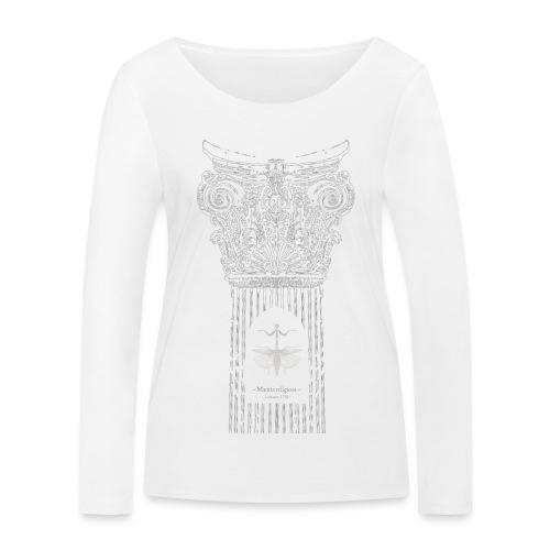 Ode à la mante religieuse - T-shirt manches longues bio Stanley & Stella Femme