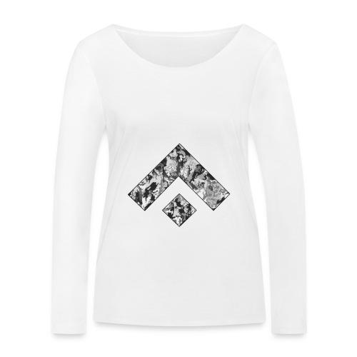 Logo Design - Camiseta de manga larga ecológica mujer de Stanley & Stella