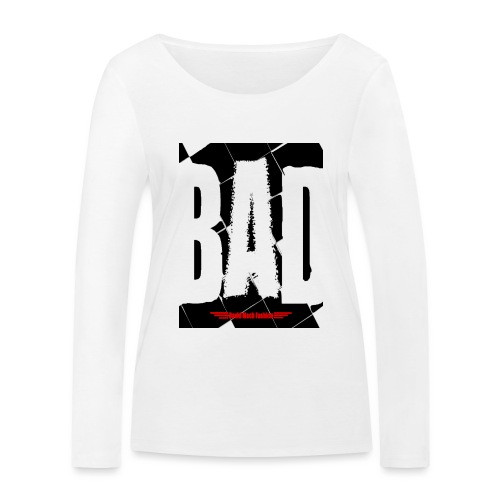 Bad - T-shirt manches longues bio Stanley & Stella Femme