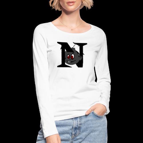 tete seul N - T-shirt manches longues bio Stanley & Stella Femme