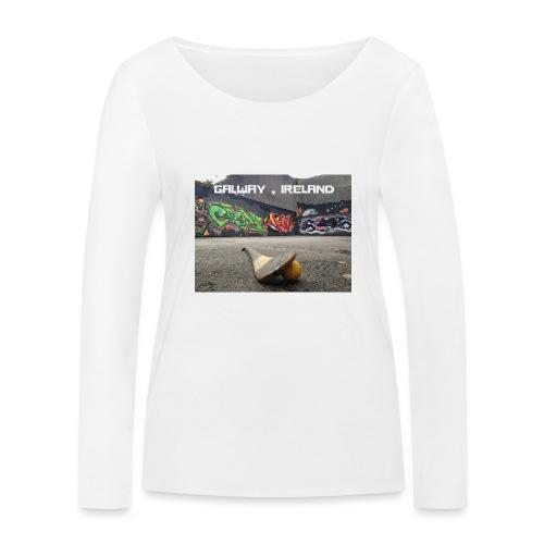 GALWAY IRELAND BARNA - Women's Organic Longsleeve Shirt by Stanley & Stella