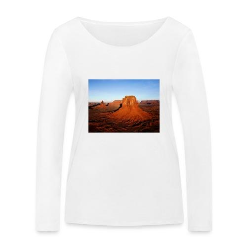 Desert - Camiseta de manga larga ecológica mujer de Stanley & Stella