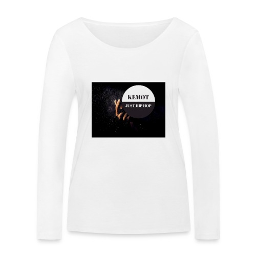 KeMoT odzież limitowana edycja - Ekologiczna koszulka damska z długim rękawem Stanley & Stella