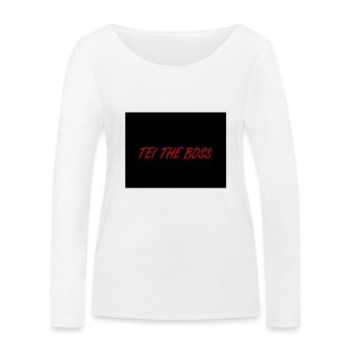 BOSSES - Women's Organic Longsleeve Shirt by Stanley & Stella