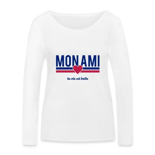 Mon Ami - Women's Organic Longsleeve Shirt by Stanley & Stella