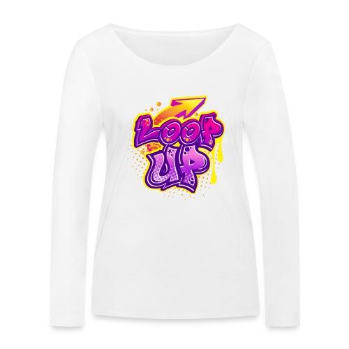 LOOP UP - Frauen Bio-Langarmshirt von Stanley & Stella