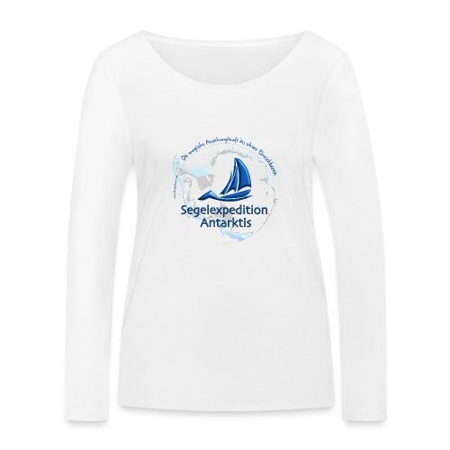 segelexpedition antarktis3 - Frauen Bio-Langarmshirt von Stanley & Stella