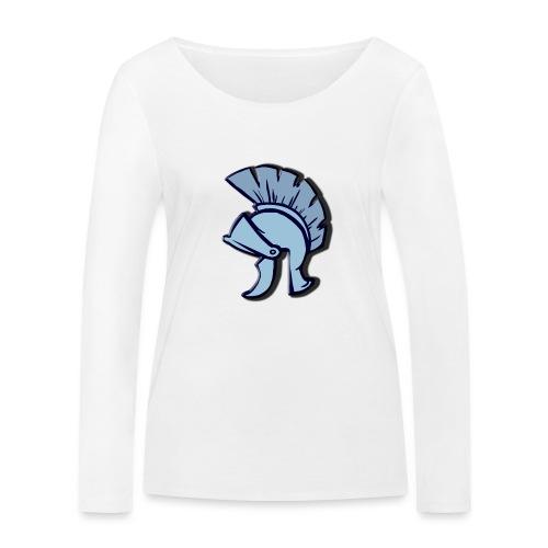 Rohman Helm - Women's Organic Longsleeve Shirt by Stanley & Stella