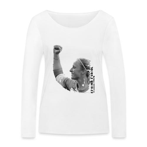 GEURTS - Vrouwen bio shirt met lange mouwen van Stanley & Stella