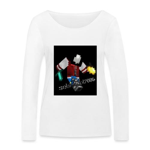 Sebastian yt - Økologisk Stanley & Stella langærmet T-shirt til damer