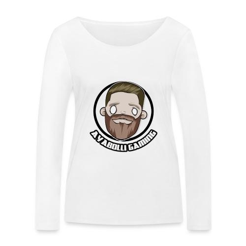 Ayabolli Gaming (Med text) - Ekologisk långärmad T-shirt dam från Stanley & Stella