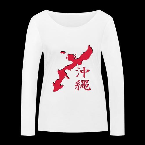 okinawa_05 - Frauen Bio-Langarmshirt von Stanley & Stella