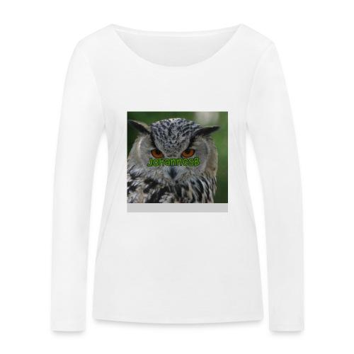 JohannesB lue - Økologisk langermet T-skjorte for kvinner fra Stanley & Stella
