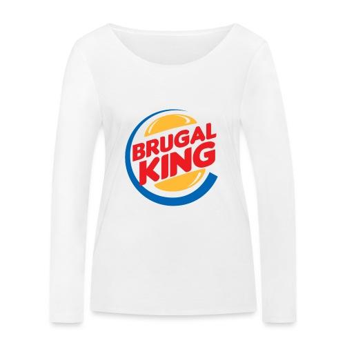 Brugal King - Camiseta de manga larga ecológica mujer de Stanley & Stella