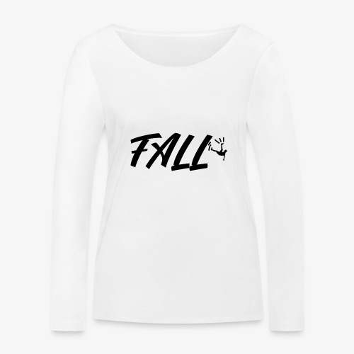 fall design - T-shirt manches longues bio Stanley & Stella Femme