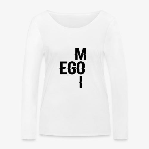 ego moi - T-shirt manches longues bio Stanley & Stella Femme