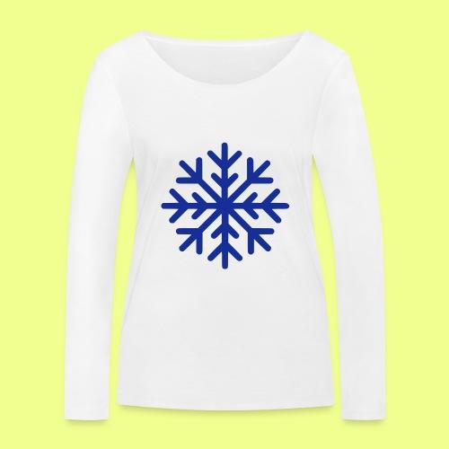 COPO DE NIEVE - Camiseta de manga larga ecológica mujer de Stanley & Stella