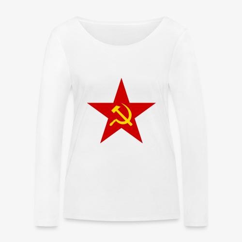 Communism Logo - Women's Organic Longsleeve Shirt by Stanley & Stella