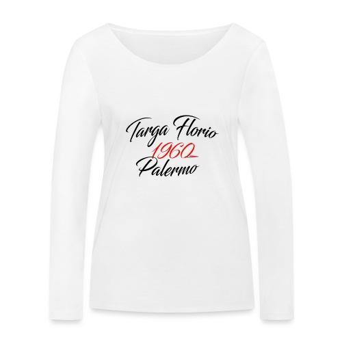 Anciennes courses Italiennes - T-shirt manches longues bio Stanley & Stella Femme