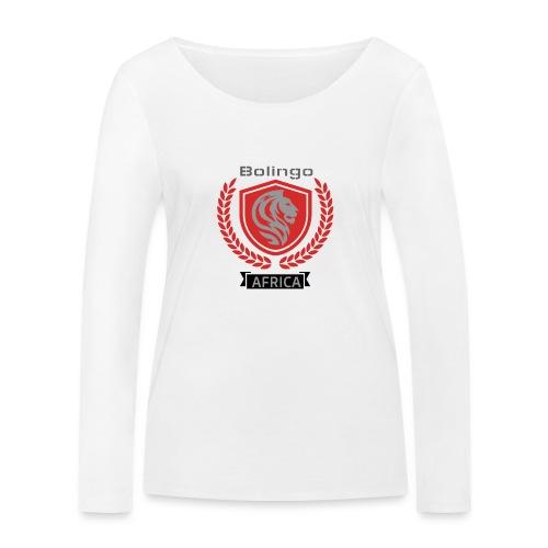 bolingo - T-shirt manches longues bio Stanley & Stella Femme
