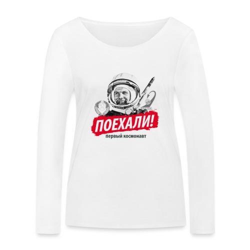 Original Spaceman - Women's Organic Longsleeve Shirt by Stanley & Stella