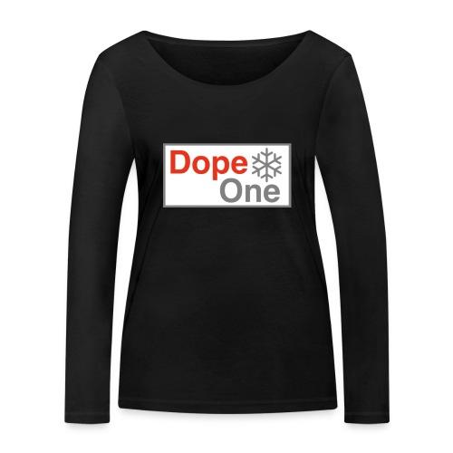 Dope One - Frauen Bio-Langarmshirt von Stanley & Stella