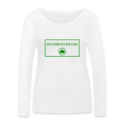 RuckerPark - Maglietta a manica lunga ecologica da donna di Stanley & Stella
