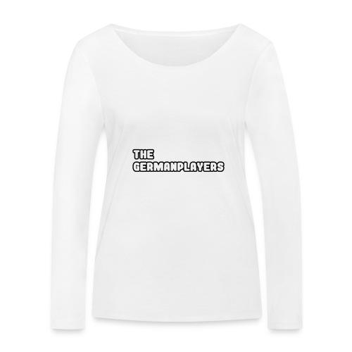 TheGermanPlayers Schridt - Frauen Bio-Langarmshirt von Stanley & Stella