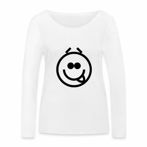 EMOJI 20 - T-shirt manches longues bio Stanley & Stella Femme