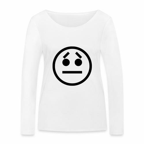 EMOJI 17 - T-shirt manches longues bio Stanley & Stella Femme