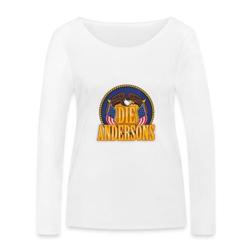 Die Andersons - Merchandise - Frauen Bio-Langarmshirt von Stanley & Stella