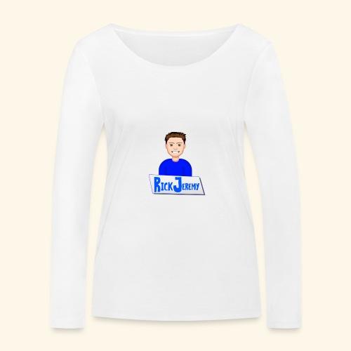 RickJeremymerchandise - Vrouwen bio shirt met lange mouwen van Stanley & Stella