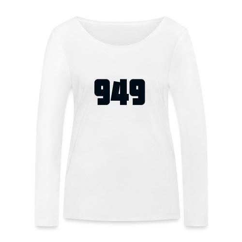 949black - Frauen Bio-Langarmshirt von Stanley & Stella