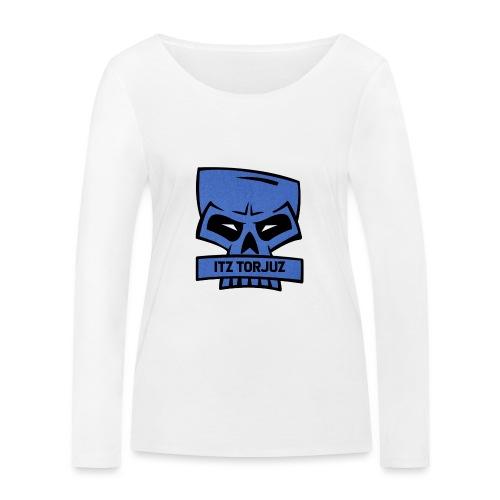 Itz Torjuz - Økologisk langermet T-skjorte for kvinner fra Stanley & Stella