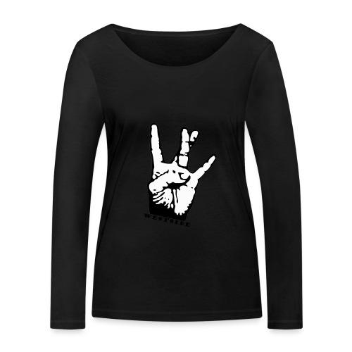 West Side - T-shirt manches longues bio Stanley & Stella Femme