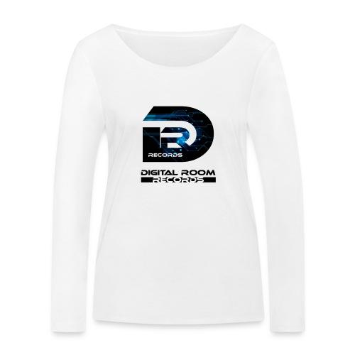 Digital Room Records Official Logo effect - Women's Organic Longsleeve Shirt by Stanley & Stella