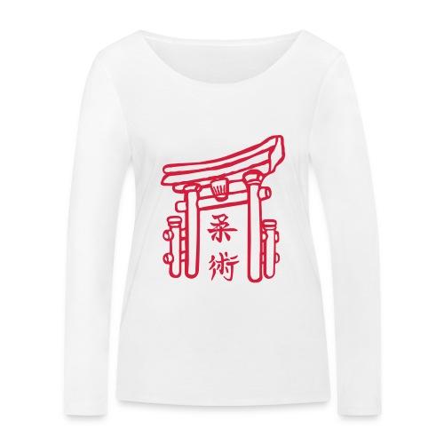 Jiujitsu_Tor - Frauen Bio-Langarmshirt von Stanley & Stella