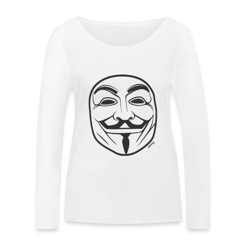 *NEW* Anonymous (H) - T-shirt manches longues bio Stanley & Stella Femme