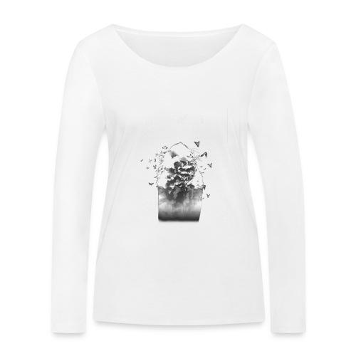 Verisimilitude - T-shirt - Women's Organic Longsleeve Shirt by Stanley & Stella