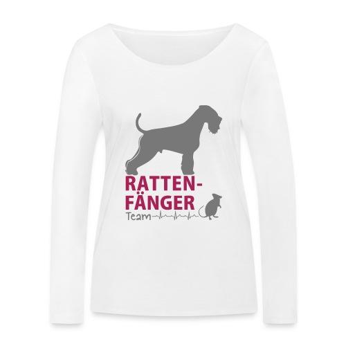 Team Rattenfänger - Frauen Bio-Langarmshirt von Stanley & Stella